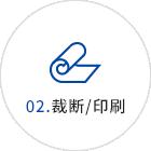 02.裁断/印刷